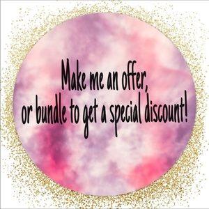 Bundles get special discounts